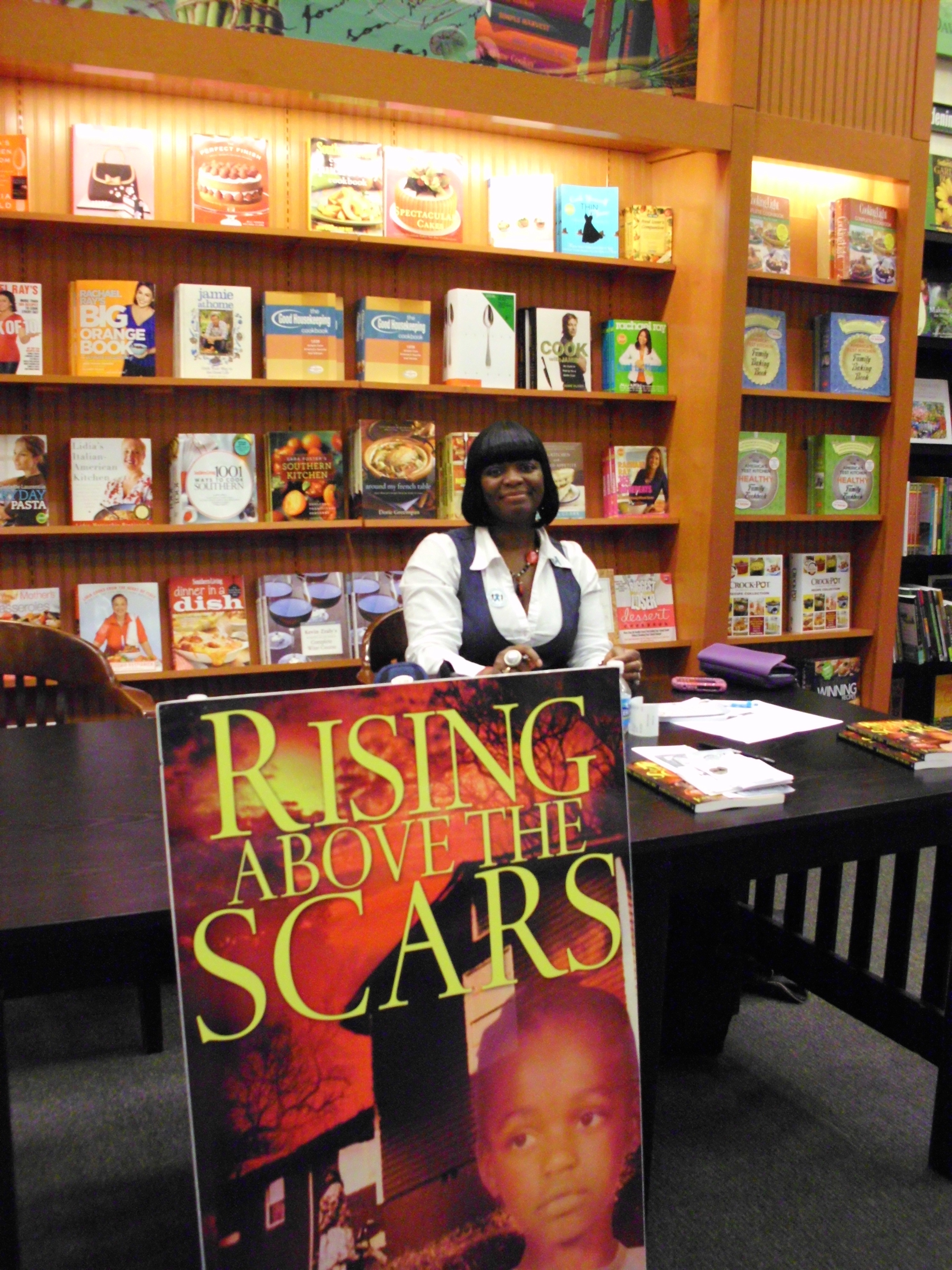 book signing barnes and noble